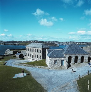Charles Fort Historical Site in Kinsale Cork Ireland
