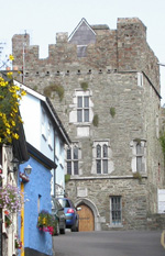 Desmond Castle International Wine Museum Kinsale Cork Ireland
