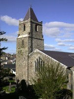 St. Multose Church Historical Site Kinsale Cork Ireland