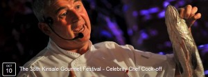 The 38th Kinsale Gourmet Festival - Celebrity Chef Cook-off