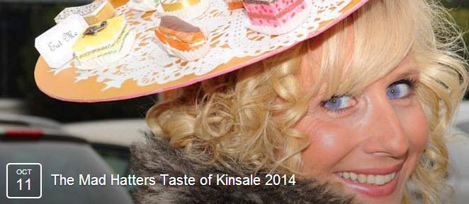 The Mad Hatters Taste of Kinsale 2014